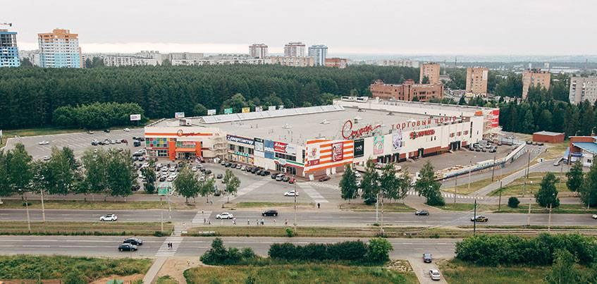 Новая дорога от Ворошилова и парк аттракционов: что появится на территории ТРК «Столица» в Ижевске?