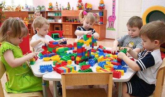 В 2014 году планируется ввести 2500 мест в детских садах