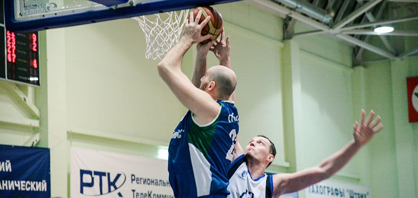Баскетболисты «Купола-Родников» обыграли на домашней площадке БК «Новосибирск»