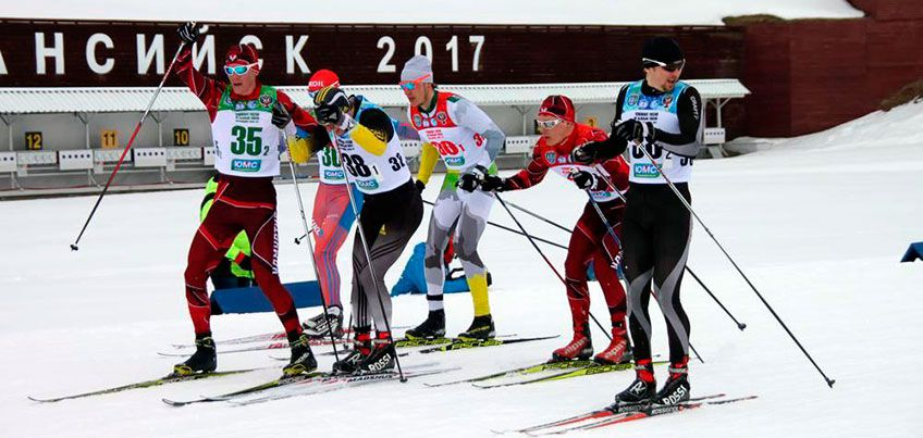 Лыжники из Удмуртии стали пятыми в финале командного спринта на чемпионате России