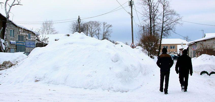 Жители Ижевска недовольны качеством уборки города
