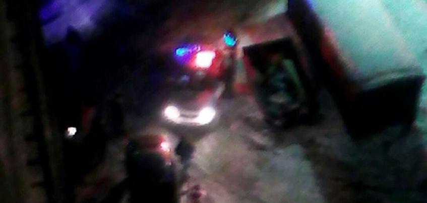 В Ижевске сотрудники полиции устроили погоню за правонарушителем