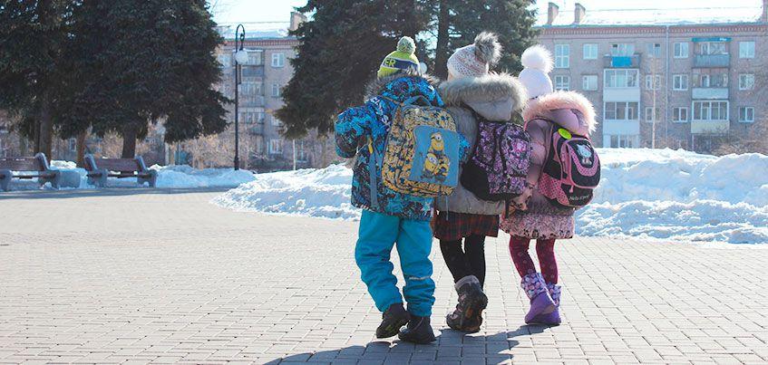 Погода в Ижевске: до весны остались считанные дни