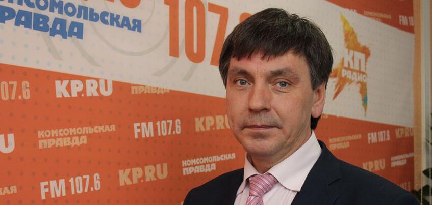Сергея Кабанова перевели в администрацию Первомайского района Ижевска