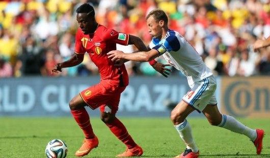 ЧМ-2014: Россия уступила Бельгии за несколько минут до окончания матча