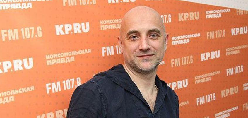 В эфире радио «Комсомольская правда-Ижевск» писатель Захар Прилепин ответил на вопросы горожан