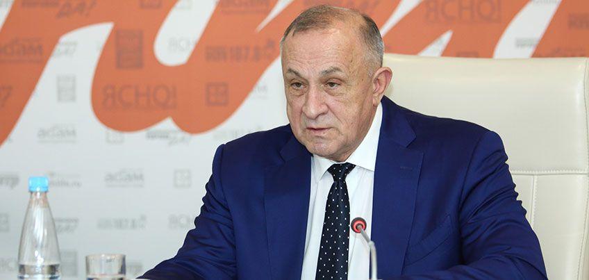 Глава Удмуртии в медиагруппе «Центр»: об инвестициях, выборах и снеге