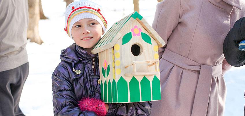 Погода в Ижевске: В городе потеплеет до +7 градусов