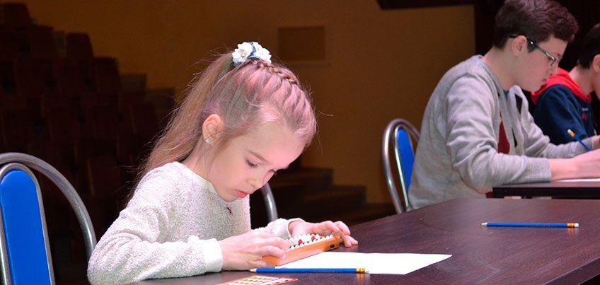 Самая умная шестилетка и новый фаворит: в Ижевске прошел конкурс по ментальной арифметике