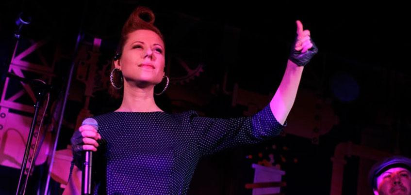 Певица Юта представит ижевчанам альбом «Мои родные»