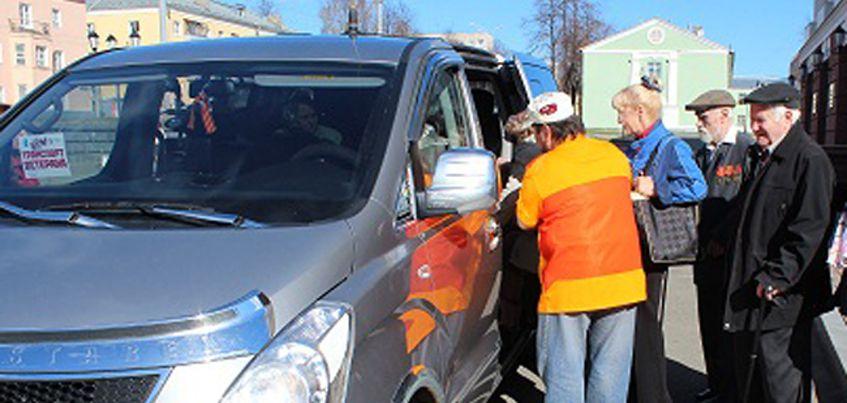 В Ижевске снова пройдет акция «Транспорт ветерана»