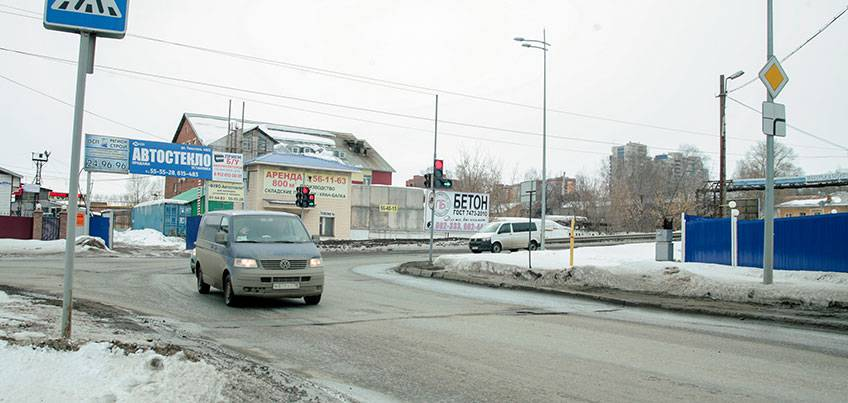 В Ижевске запретят остановку на улице Телегина