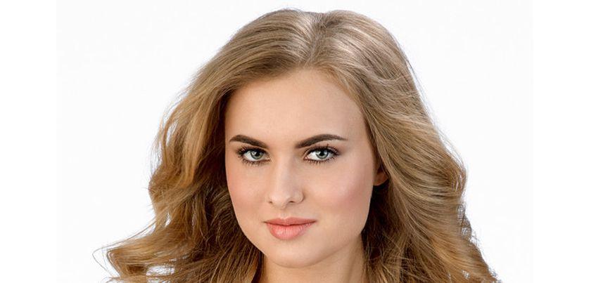 Ижевчане могут проголосовать за Юлию Ермолину, которая участвует в конкурсе «Мисс Россия-2017»