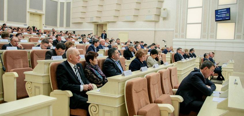 Выборы Главы Удмуртии назначат на ближайшей сессии Госсовета