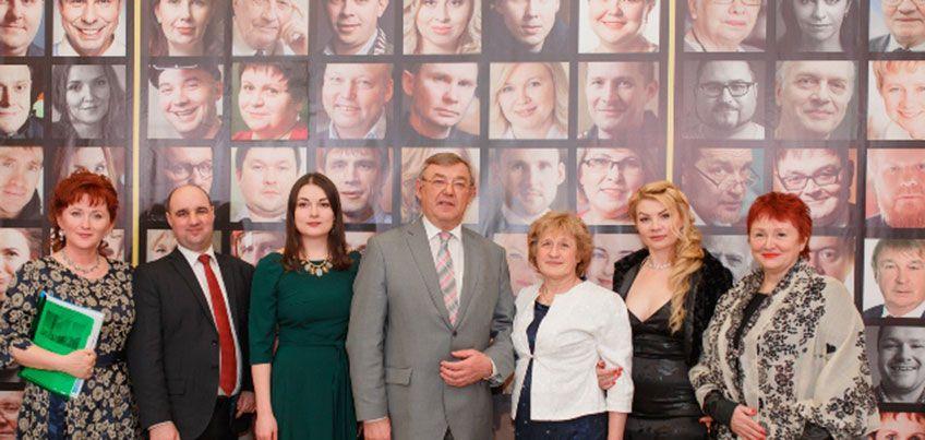 В столице Удмуртии назвали победителей премии «Человек города» - 2016