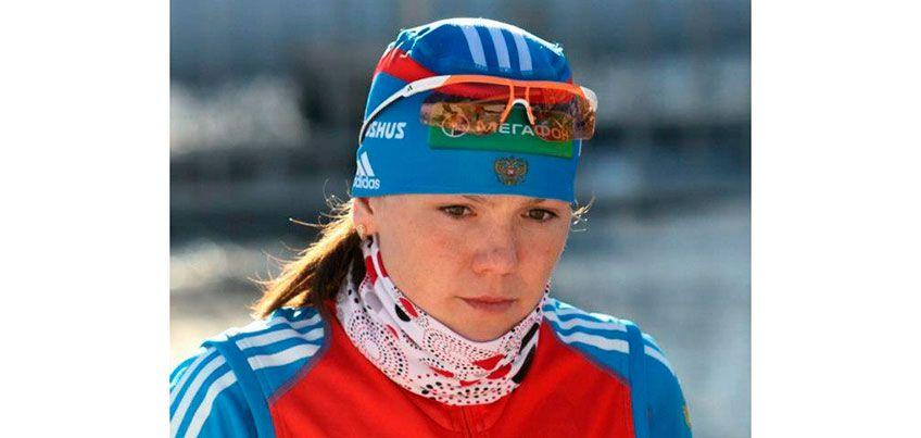 Биатлонистка из Удмуртии Валентина Телицына выиграла серебро на этапе Кубка России