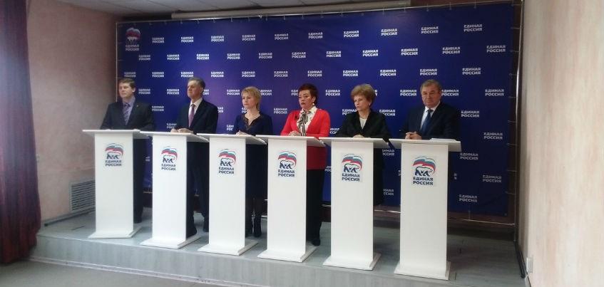 Здравоохранение и сельское хозяйство обсудили на праймериз «Единой России» в Удмуртии