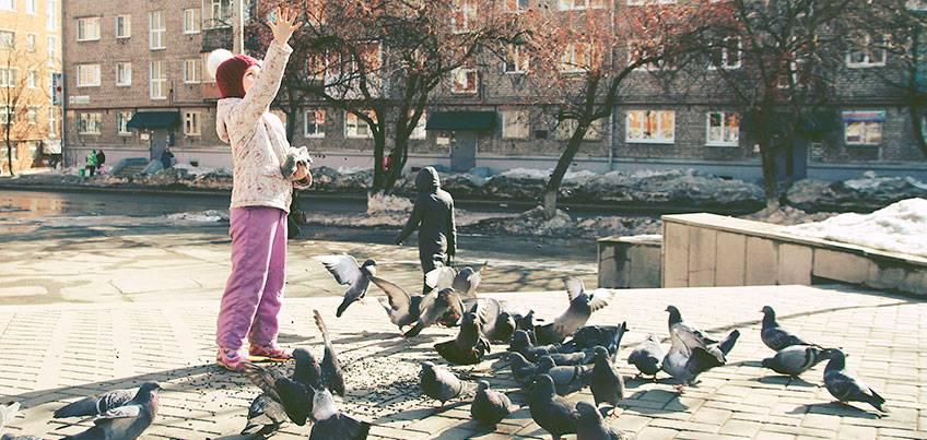 Погода в Ижевске: В городе потеплеет до +12 градусов