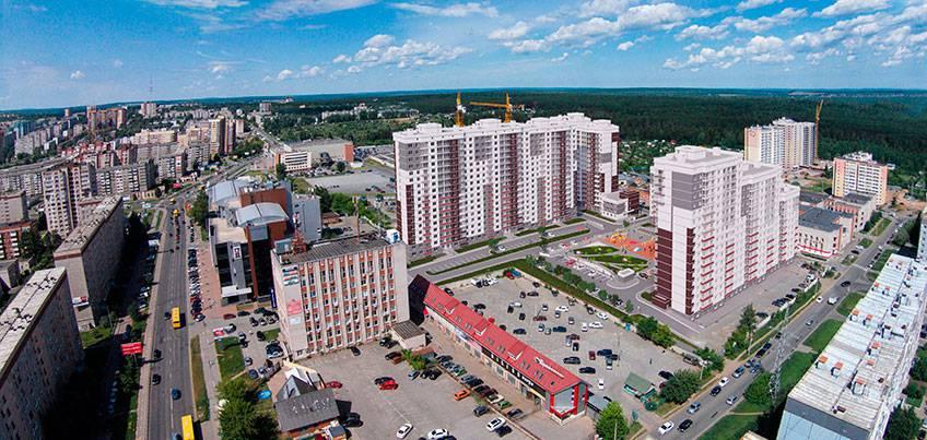 Первый дом жилого комплекса «Холмогоровский» введен в эксплуатацию