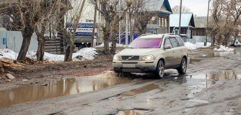 В Ижевске не будет сильного паводка?