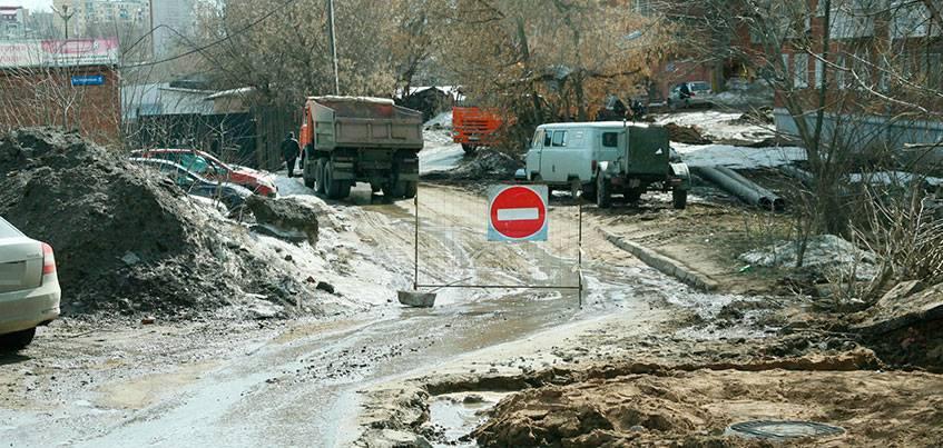 В Ижевске закроют движение по улице Металлургов