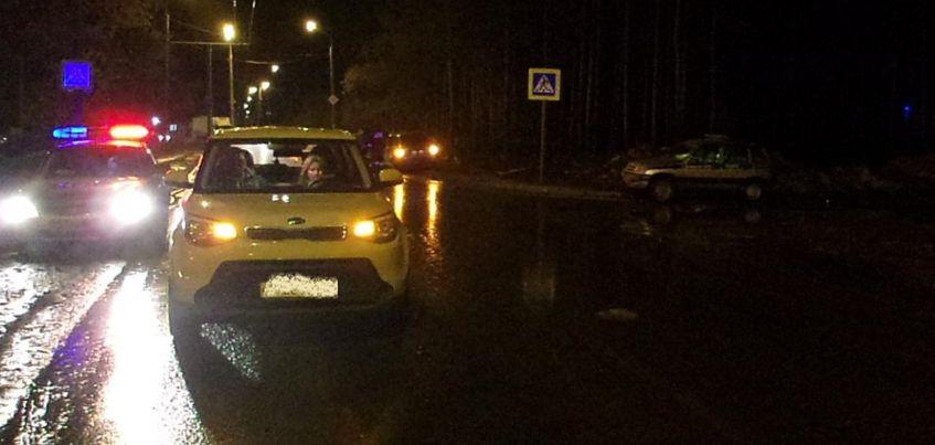 В Ижевске на улице Олега Кошевого сбили 25-летнюю девушку