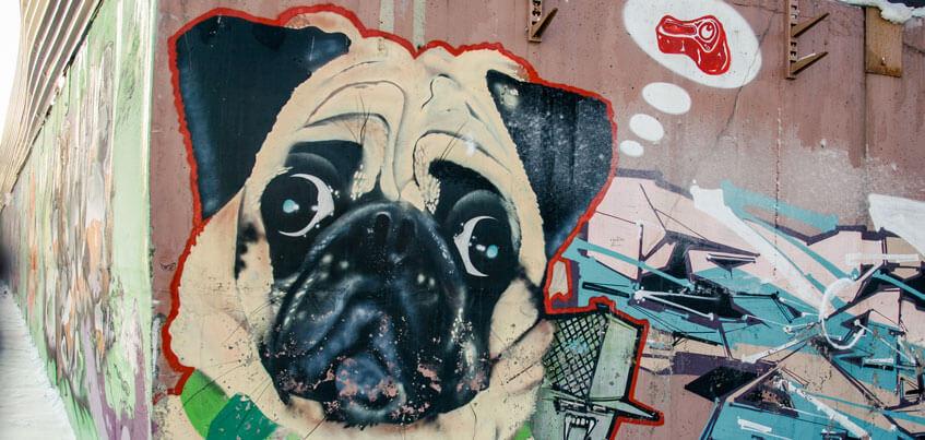 В Ижевске составят список домов, которые можно будет разрисовать граффити