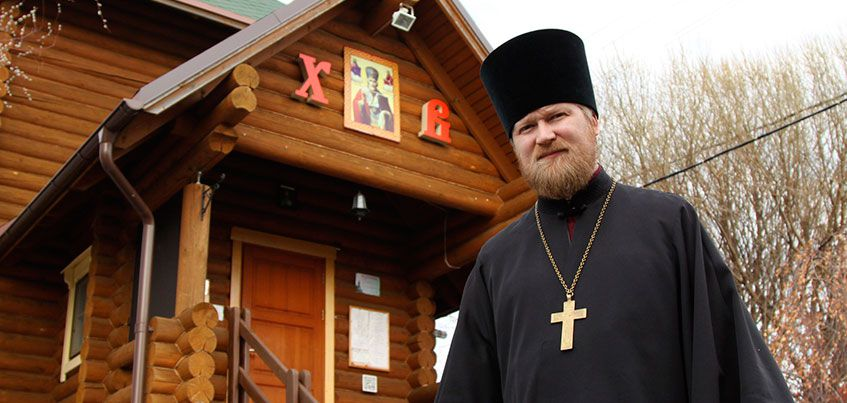 Настоятель Свято-Никольского храма: «В нашем приходе нет ценников. Есть коробочка для пожертвований»
