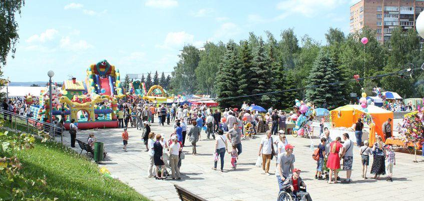 В 2017 году День города в Ижевске планируют праздновать 3 дня