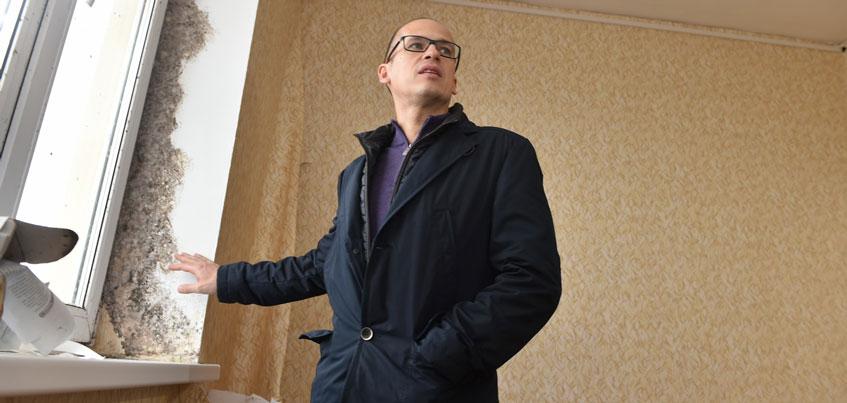 Врио Главы Удмуртии раскритиковал застройщика в Малопургинском районе