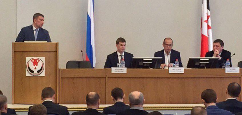 Алексея Горбачева назначили и. о. министра транспорта и дорожного хозяйства Удмуртии