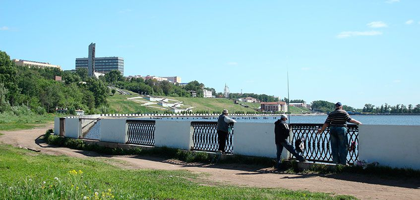 Что не понравилось ижевчанам в проекте реконструкции оставшейся части Набережной?