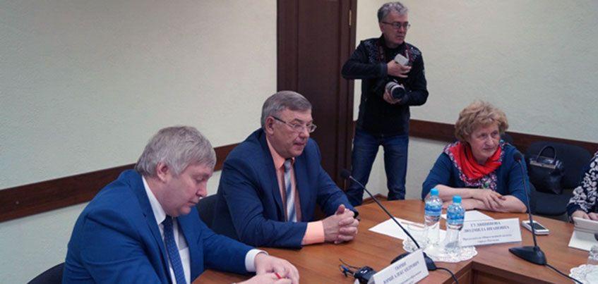 Юрий Тюрин ответил на вопросы общественников