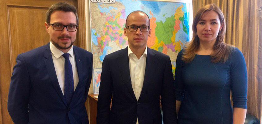 Александр Бречалов назначил и. о. постпреда главы Удмуртии при президенте России