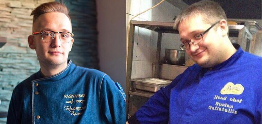 Шеф-повар из Ижевска за год похудел на 84 килограмма, придумав собственное меню