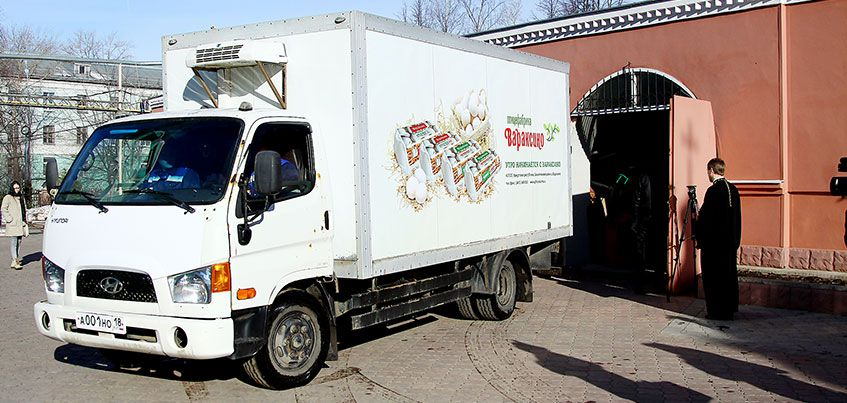 Агрохолдинг «КОМОС ГРУПП» пожертвовал более 135 тысяч яиц к Пасхе