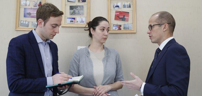 Екатерина Волкова  станет руководителем пресс-службы Главы и Правительства Удмуртии