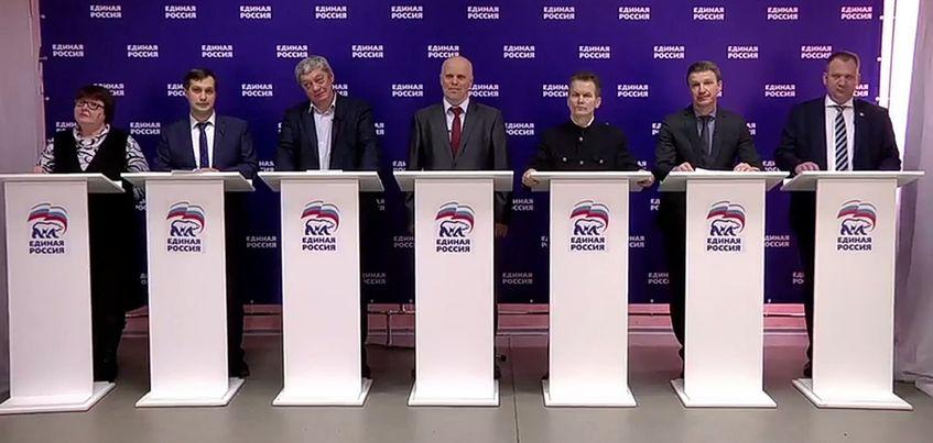 Вопросы ЖКХ, агропромышленного комплекса и экологии обсудили на дебатах «Единой России» в Удмуртии