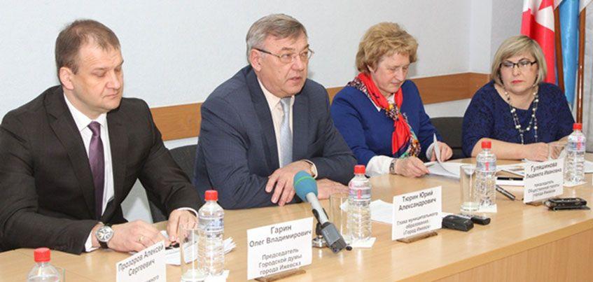 Глава Ижевска объявил о старте конкурсов «Человек труда – человек дела»