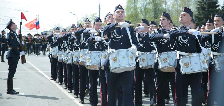 28 апреля в Ижевске пройдет генеральная репетиция парада Победы