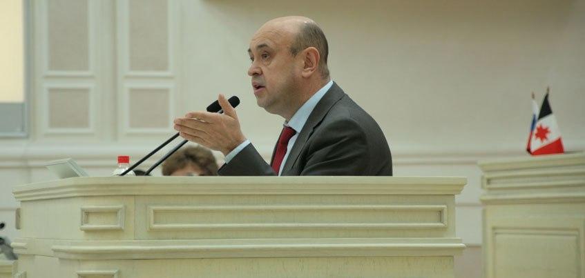 Юрий Бычков пошел на праймериз «Единой России» в Удмуртии