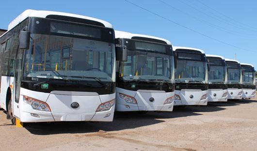 Парк газомоторного транспорта расширяется в Удмуртии