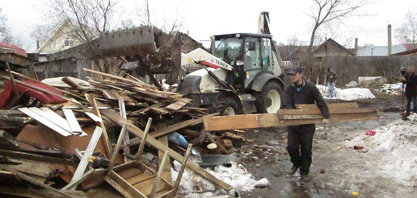 Больше 120 аварийных домов не попали в программу по переселению из ветхого жилья в Ижевске
