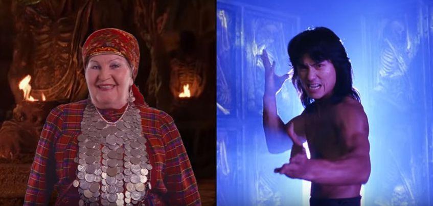 Видео: «Бурановские бабушки» перепели тему из Mortal Kombat