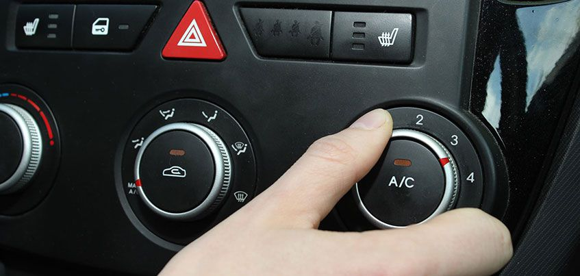 Как включить кондиционер в первый раз после зимы – советует ижевский автоэксперт