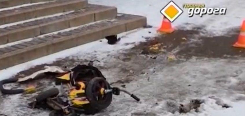 На НТВ показали сюжет о двухлетнем мальчике, которого раздавила машина на Автозаводской в Ижевске