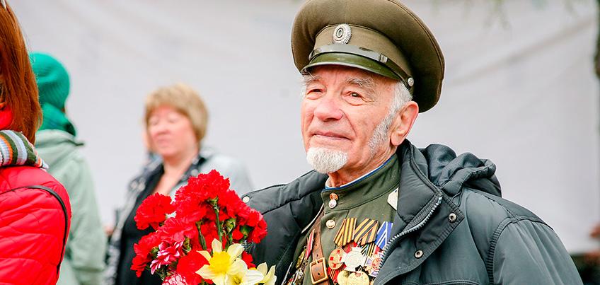 Парад, акция «Бессмертный полк» и салют: Программа праздника 9 Мая в Ижевске