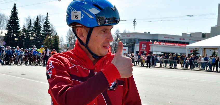 Врио главы Удмуртии принял участие в открытии велосезона