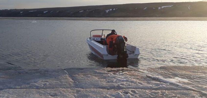 Как спасали семью из Удмуртии, которую на льдине унесло на середину Камы