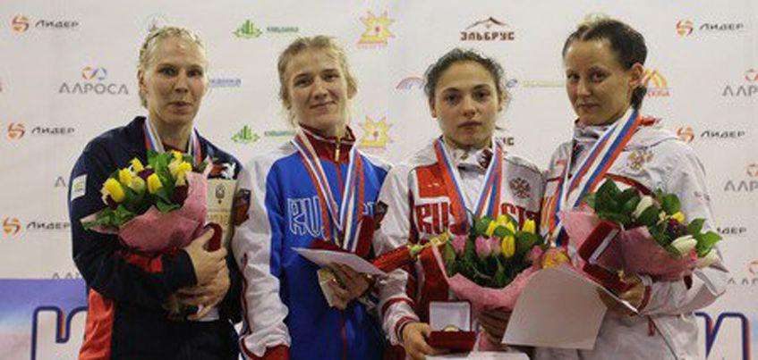 Спортсменка из Удмуртии выиграла бронзу на международном турнире по вольной борьбе
